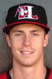 Ryan Cordell comes to Myrtle Beach Pelicans from  Class A Hickory.