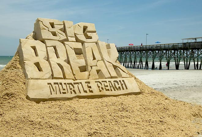 Golf Channel Big Break Myrtle Beach