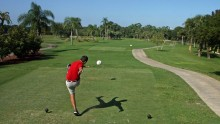 soccer, golf, debut