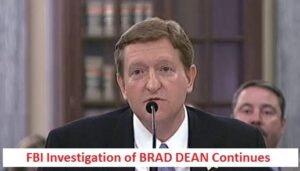 Brad Dean FBI Investigation