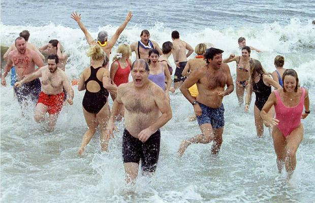 "February 7  ""Freezing For a Reason"" Polar Plunge"
