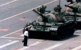 Tiananmen Square Standoff Just 25 Years Ago
