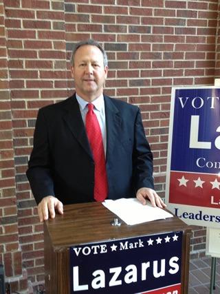 Councilman Mark Lazarus