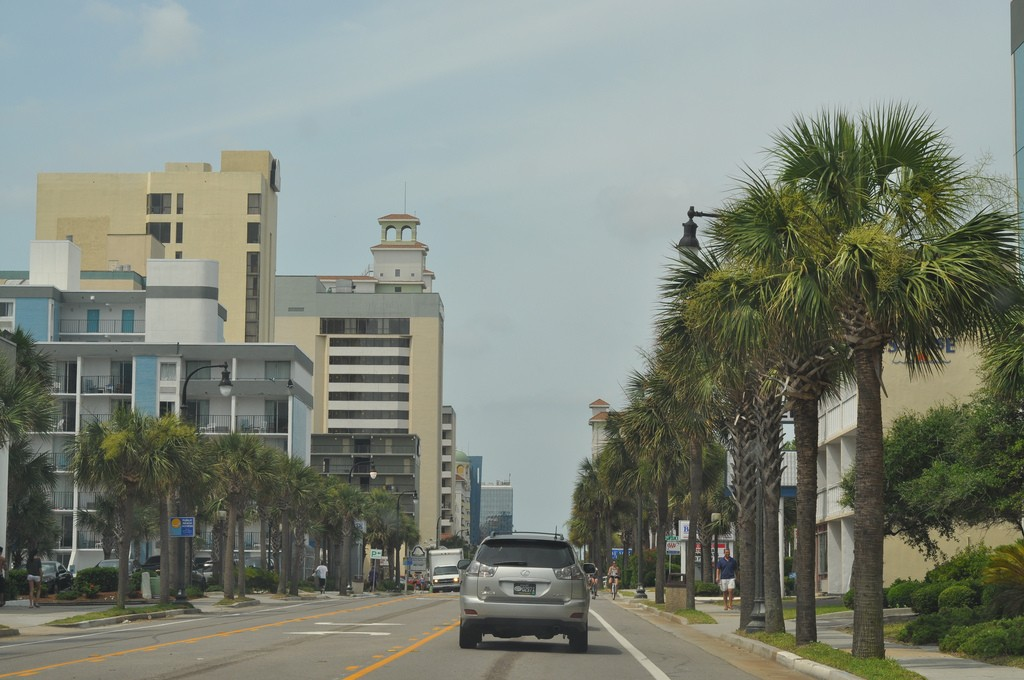 Myrtle Beach Downtown