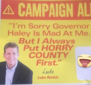 Luke Rankin Campaign