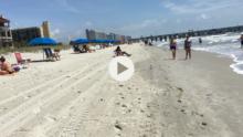 Summer Tourism Slows