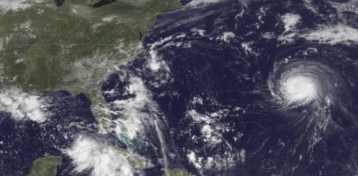 Myrtle Beach Tropical Storm 9