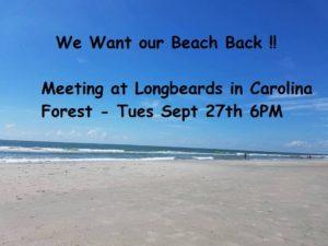 Myrtle Beach City Meeting