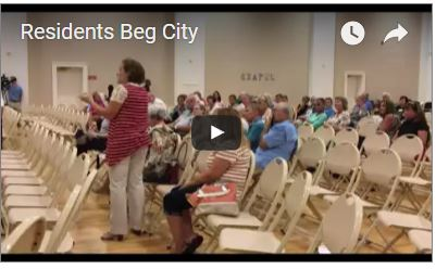 Residents Beg City Leaders For Help Myrtle Beach Sc