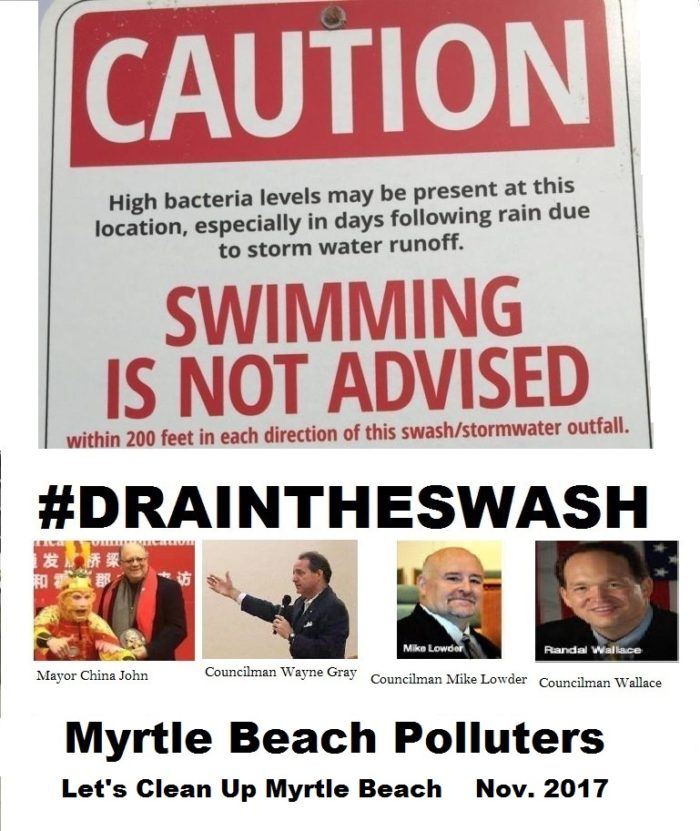 Myrtle Beach Polluters