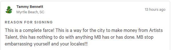 Mayor Must Go