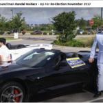 Councilman Randal Wallace Campaigns