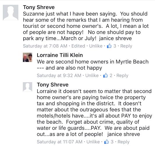Business Liscense Myrtle Beach Rental Properties