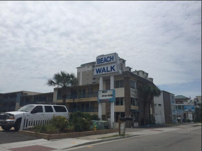Beach Walk Motel